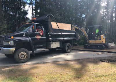 Camelot Homes Excavating Services