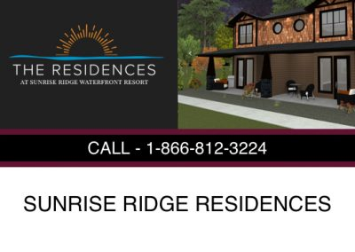 Sunrise Ridge Residences
